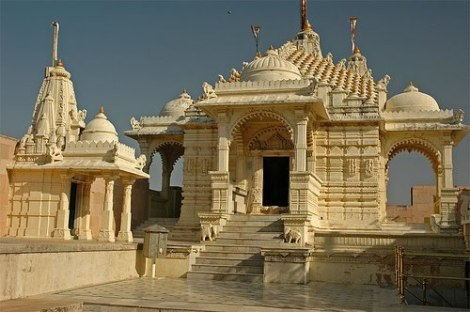 Jain Temple Arches | Palitana, India