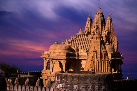Jain Temple | Lord Adishwar | Palitana, India