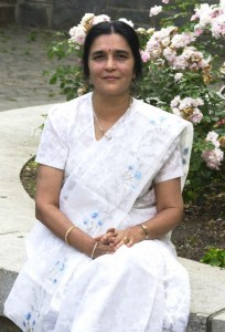 Pramoda Chitrabhanu at Claremont University